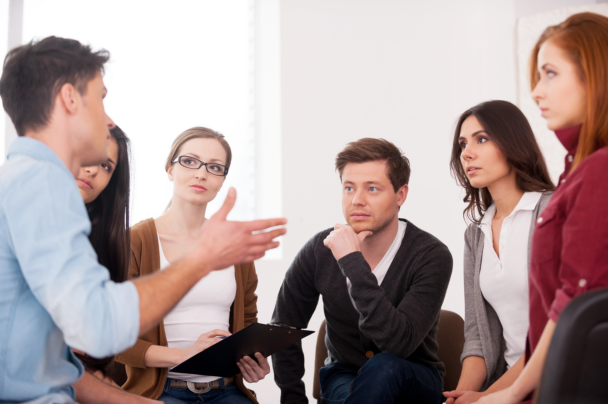 Group Of Students Talking Royalty Free Stock Photo - Image ... |Group Talking